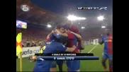 0 - 1 за Барселона Етоо