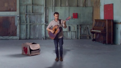 Phillip Phillips - Unpack Your Heart ( Официално Видео )