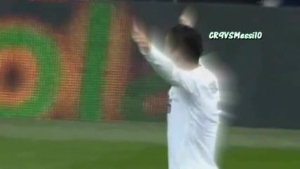 Cristiano Ronaldo 2011 Wax On Wax Off Goals and skills Hd