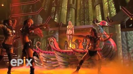 Britney Spears - Gimme More ( Epix Live ) (teaser)