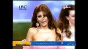Haifa Wehbe , Yah Hyat Albi (live)