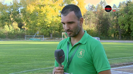 Треньорът на Оборище: Разликата с Ботев бе голяма