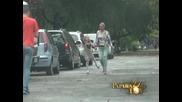 Goca Trzan na sudu - Paparazzo lov - (Tv Pink)