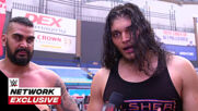 Rey Mysterio, Ricochet, Dilsher Shanky & Giant Zanjeer discuss massive win: WWE Network Exclusive, Jan. 26, 2021
