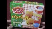 Как да си направим мини хамбургери - Японска детска храна за игра