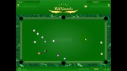 Lucky vs Lucky 2 ( billiard )