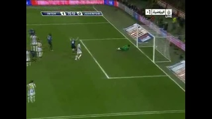 Maicon Amazing goal - best goal ever _ -