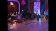 10.11.08 Нети И Александър Докулевски Танцуват Ча - Ча - Ча