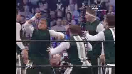 Wwe Wrestlemania 22 - Vince Mcmahon vs Shawn Michaels / No Holds Barred / Match