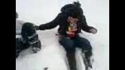 Padane V Snega...падане В Снега