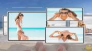 Игорь Пермский - Лежу на пляжу
