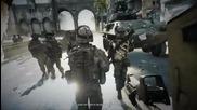 Battlefield 3 Gameplay (part 1) Full Hd