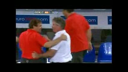 Netherlands Vs Russia 1 - 3