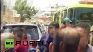 Най-малко 30 пострадали в Саудитска Арабия след взрив в джамия