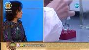 Д-р Папазова за фосфора и значението му за човешкото здраве - На кафе (01.02.2016)