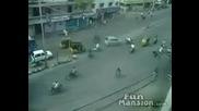 Някъде в Индия - МАЗАЛО!