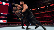 Titus Worldwide vs. The Authors of Pain: Raw, July 16, 2018
