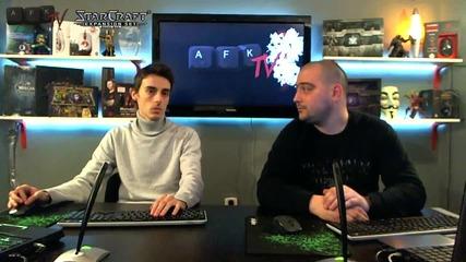 Brood War: Technics и Nothx коментират избрани игри- Afk Tv Еп. 16 част 4.1
