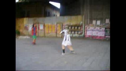 Футболистките