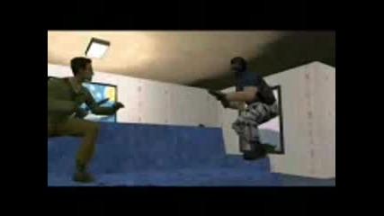 Терористите Гледат Мач Смях!