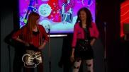 [hd] Bella Thorne ft. Zendaya - The Same Heart (performance) - Shake It Up Made In Japan