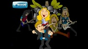 The Iron Maiden animation