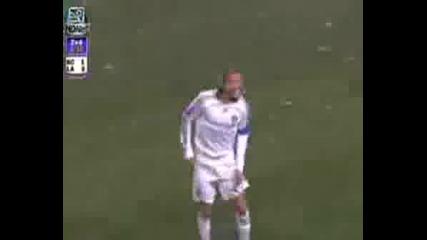 David Beckham 70 M Goal