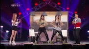 Discoveries in Life - with T-ara N4 (hyomin & Jiyeon) (gag Concert 2013.06.01)