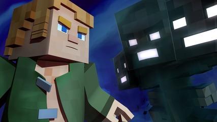 _Find the Pieces_ - A Minecraft Original Music Video