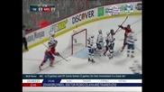 """""""Монреал"""" премина първия кръг на плейофите в НХЛ"""