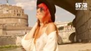 Теди Кацарова срещна любовта в Рим