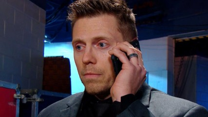 The Miz frantically calls Maryse after Bray Wyatt's threats: SmackDown, Dec. 6, 2019