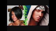 .. !! Превод !! Eminem & Rihanna - I love the way you lie