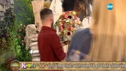 """""""На кафе"""" с Деси Добрева"""