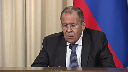 Russia: Lavrov says Moscow would support amendments to Adana agreement