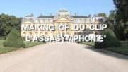 Mozart Opera Rock - Making of clip L'assasymphonie (Оfficial video)