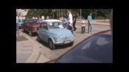 Ретро парад -спасов ден в София на 04.06.2011