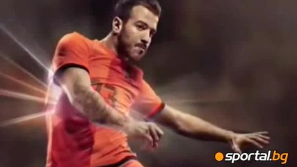 Вижте част от новите екипи на националите за Евро 2012