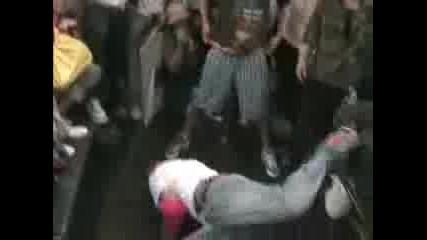 Hip - Hop В Метрото (яко)