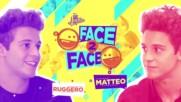 Soy Luna 3 - Лице в лице - Руджеро и Матео + Превод