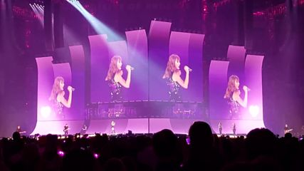 На живо от Глендейл! Taylor Swift - Style и Love Story - Reputation Stadium Tour