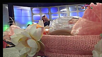 Ceca - Od tebe ne znam da se oporavim - Vikend vizija - TV Pink jun 2006