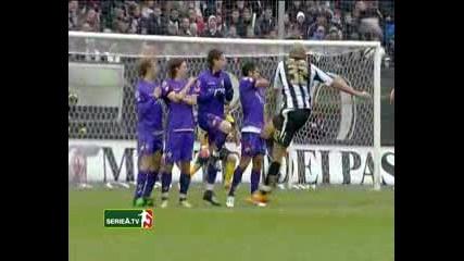 Ac Siena - Ac Fiorentina Massimo Maccarone