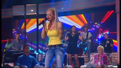 Donna Ares - I will survive (LIVE) - HH - (TV Grand 06.07.2014.)