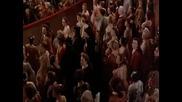 Сцена от филма Фаринели - кастратът - Ария из операта Идаспе от Рикардо Броски- Ombra fedele anchio