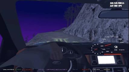 Range Rover изкачва chiliad (samp)