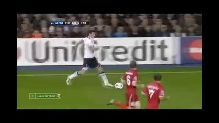 Gareth Bale Compilation - 2010