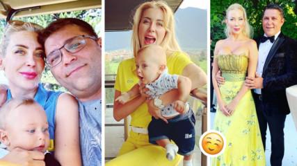 Антония Петрова с големи амбиции за сина си, избра му професия! И то каква!