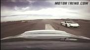 Supercar Shootout! - Epic 5 Cars Drag Race