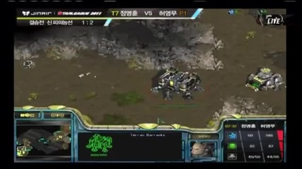 Jin Air Osl Fantasy vs Jangbi 4-set 2011-09-17 map: New Bloody Ridg - Youtube